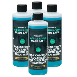 Dometic Max Control Holding Tank Deodorant Case Of Six 4 Pk Of 8oz Bottles
