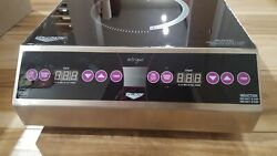Vollrath 69522 Professional Series Dual Hob Countertop Front To Back Induction C