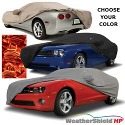 Covercraft Weathershield Hp Car Cover 2005 To 2009 Mustang Saleen Coupe / Conv.