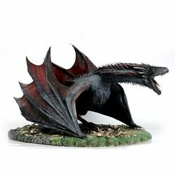 Huge Threezero 34in Game Of Thrones 16 Scale Drogon Statue Daenerys Dragon New