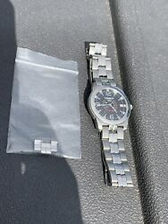 Nascar Watch Special Edition Menand039s Tissot 1853 T Race -stainless Steel Band