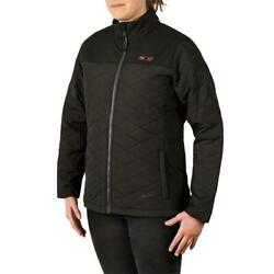 Milwaukee Heated Quilted Jacket Kit 12-Volt Lithium-Ion Cordless (For Women)