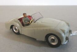 Rare Dinky Toys Triumph Tr2 Sports Touring Car - 1950's Dinky Toys Cars