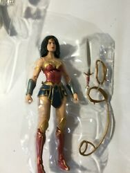 Multiverse Wonder Woman Action Figure , Loose New No C-n-c Piece To Lex Luthor