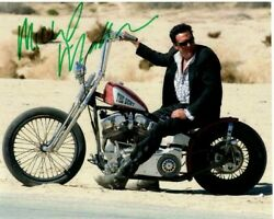 MICHAEL MADSEN signed autographed HELL RIDE THE GENT photo