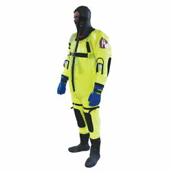 First Watch Rs-1000 Ice Rescue Suit - Hi-vis Yellow Rs-1000-hv-u