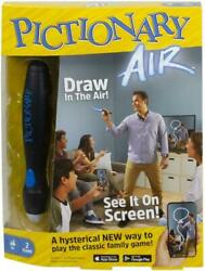 Pictionary Air Family Drawing Game - Hot Wheels Free Shipping