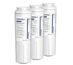 Refrigerator Water Filter 4 For Maytag Ukf8001,edr4rxd1,whirlpool 4396395 3 Pack