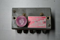 Centroid F-16 Main Annunciator Panel Military Fixed Wing Aircraft Surplus