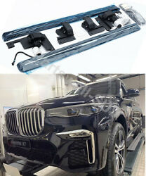 Deployable Electric Running Board Side Step Pedals Fits For Bmw G07 X7 2019 2020