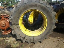 460/85 R34 Rt855 Alliance Tractor Tire With Rim