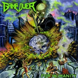 Game Over For Humanity Rerelease CD NEW $17.21