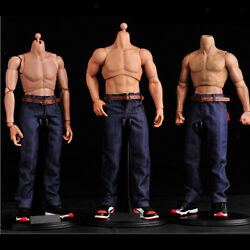 1 6 Scale Male Blue Jeans Trousers Clothes for 12quot; Action Figure $7.86