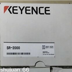 1pc Keyence Sr-2000 New In Box Fast Delivery Free Shipping