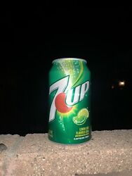 Coca-cola Classic Collectors Factory Error Empty Sealed Coke Can Mistake 7up