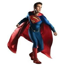 Man of Steel Grand Heritage Superman Costume
