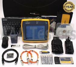 Fluke Etherscope Series Ii 2 Network Assistant Es2-pro-i W/ Lan Wlan And Ito Opts