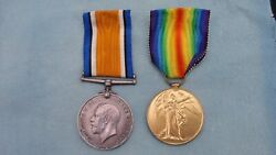 Royal Naval Canadian Volunteer Reserve Named Medal Pair And Supporting Docs - Wwi