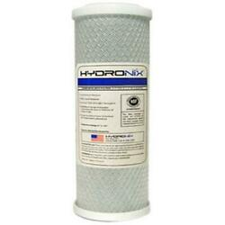 Commercial Water Distributing Hydronix-smcb-2510 Nsf Carbon Block Filter 2.5 ...