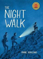 Night Walk By Marie Dorleans English Hardcover Book Free Shipping
