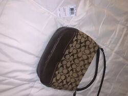 Authentic Crossbody Coach Purse in great condition.  $35.99