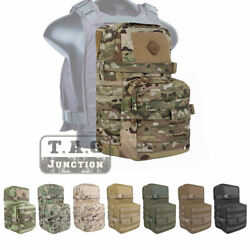 Emerson Molle Hydration Pack 3l Water Bag Carrier Modular Assault Pack Backpack
