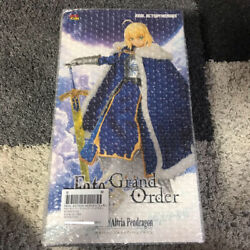 Real Action Heroes Fate/grand Order Saber/altria Pendragon Figure