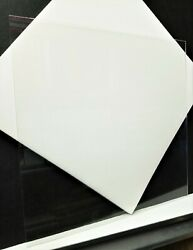 Acrylic Backing For 12 33rpm Dj Vinyl Record Albums - Crystal Clear And Strong
