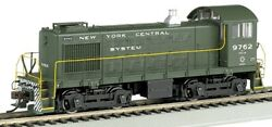 Bachmann Alco S4 Locomotive Dcc Sound Value-equipped Nyc System P And Le 9762