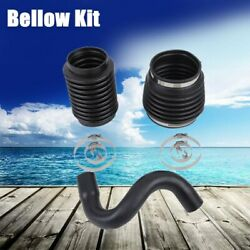 W/ Water Hose Fit For Volvo Penta Aq 280 290 Bellows Kit 875822 And 876294 And876631