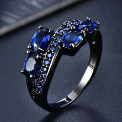 Spectacular Boho Style Rings With Crystals Womenand039s Jewelry