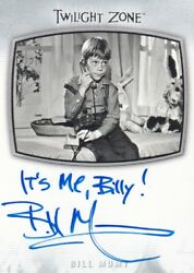 2020 The Twilight Zone Archives - Bill Mumy Ai-4 Inscription It's Me, Billy