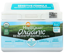 Happy Baby Form Milk Bases Stage 1 Pack Of 4, 21 Oz. Containers