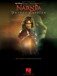 The Chronicles Of Narnia - Caspian Harry Gregson-williams Piano/vocal/