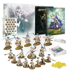 Lumineth Realm-lords Army Box New And Sealed Sun City Games