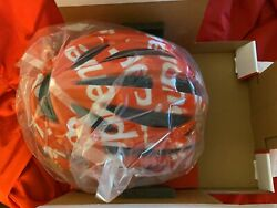 Nwt Sold Out Supreme Giro Syntax Mips Red Helmet Adult Sz Small + Sup Bonuses