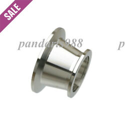 Vacuum Conical Reducer Nw/kf-25 To Nw/kf-16, Vacuum Fitting,304 Stainless Steel