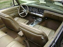 1967 Chevrolet Impala Complete Interior Kit + Made In Usa