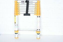 770p Xtend And Climb 12.5' Telescoping Extension Ladder Extend Excellent Condition