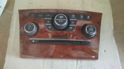 Temperature Control Face Plate Radio And Heater Fits 13-14 300 800513