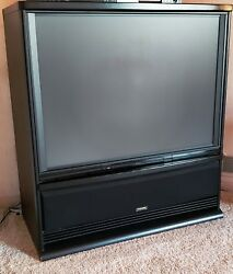 Pioneer SD P5043 Projection Monitor Television 50 inch Possibly used for Gaming