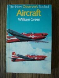 New Observers Book of Aircraft New Observer#x27;s Pocket By William Green $75.00