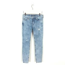 Calvin Klein Acid Wash Skinny Mid-Rise Jeans Women's Size 29 $29.99