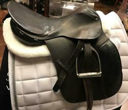 Gently Used- Courbette Coventry All Purpose Saddle 17.5in Medium Tree