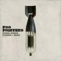 Foo Fighters Echoes Silence Patience And Grace Cd Album Cdlp Uk 88697155002
