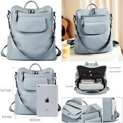 Cluci Backpack Purse For Women Fashion Leather Designer Travel Large Convertible $57.99