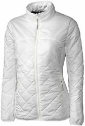 Cutter And Buck Women's Wind And Water Packable Lightweight Sandpoint Quilted Jack