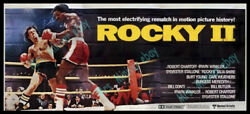1 Biggest Of The Best ☆ Rocky ☆ 24-sheet ☆ Movie Poster ☆ Sylvester Stallone