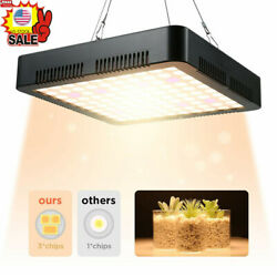 4000w 300led Grow Light Sunlike For Indoor Plants Full Spectrum Plant Growing To