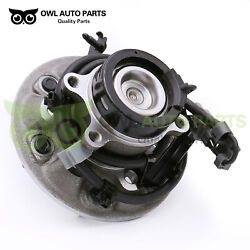 Chevy Colorado Gmc Canyon Z71 Front Wheel Hub And Bearing 2wd Abs Rwd 6 Bolt
